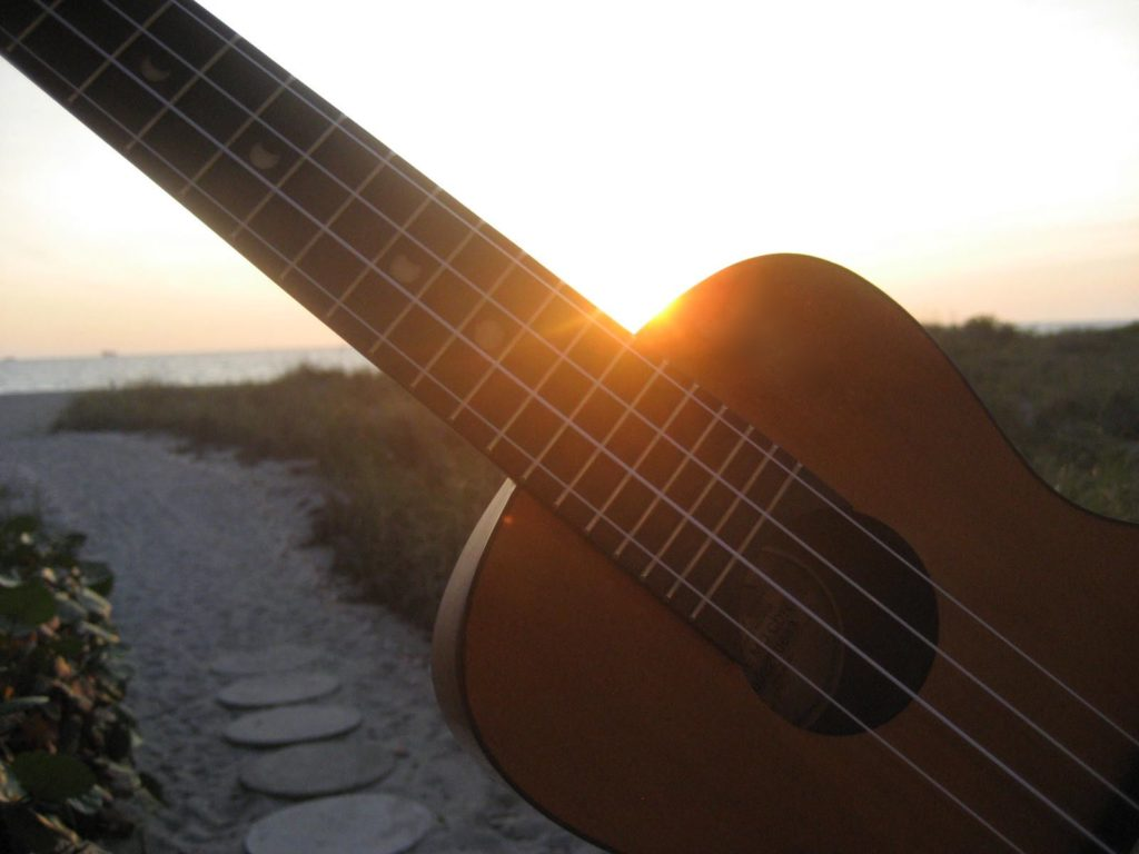 Level 3 Ukulele: Beyond the FUNdamentals, Join from Anywhere, on Zoom