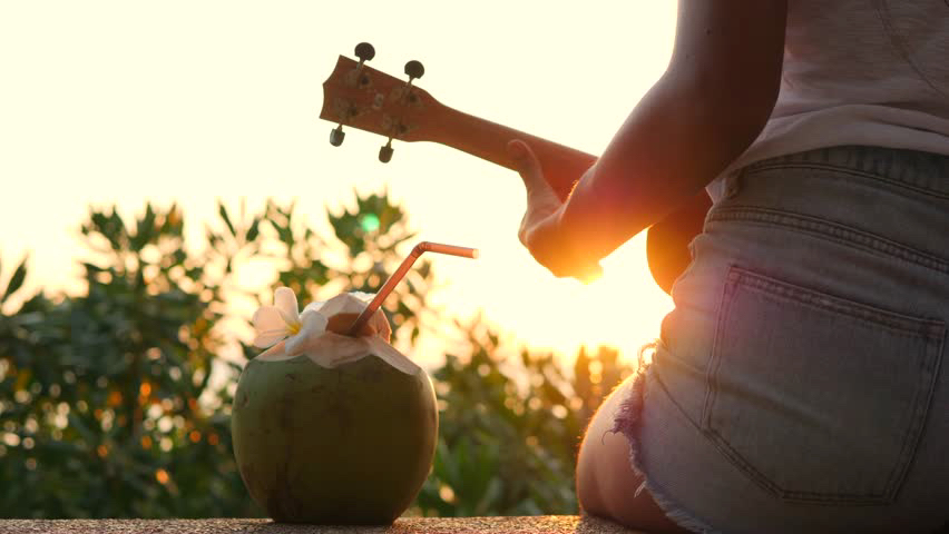 Feature Fridays: 'Summer Songs' on the Ukulele, Join from Anywhere, on Zoom